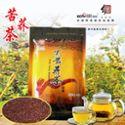 可渡河贵州特产醇香黑苦荞茶袋装花草茶威宁2包邮荞麦茶500g