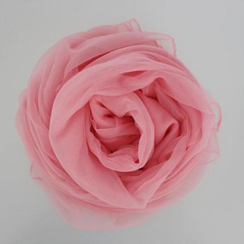 戎立特夏季新款冰丝素色围巾EWJ150