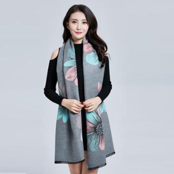 戎立特新款女式围巾EW8001E-03E