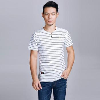 戎立特新款男士T恤FM9181