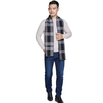 戎立特男士围巾FMJ1141