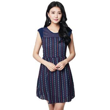 戎立特女式休闲连衣裙DW7351