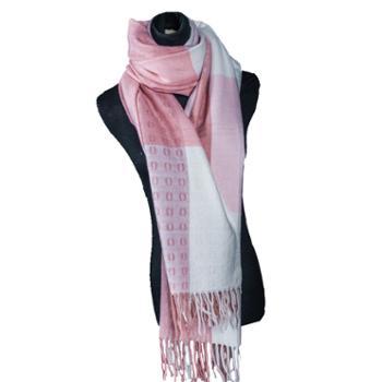 戎立特女士羊绒围巾披肩GWJ304