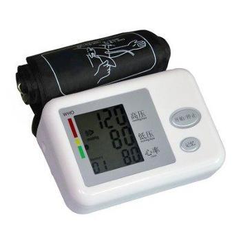 长坤 CK-A138全自动智能血压计 手臂式测血压仪器 家用血压器 操作简单、方便