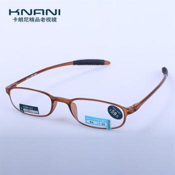 卡朗尼 时尚老花镜TR折不断 男女款老花眼镜品牌高档超轻6800