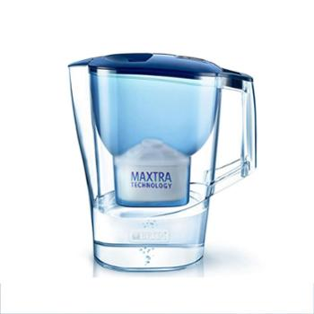 BRITA碧然德(1壶1芯)滤水壶净水器家用 摩登系列3.5L蓝