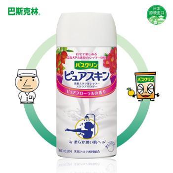巴斯克林美肌磨砂浴盐花香420g.