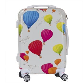万向轮拉杆箱旅行箱20寸男密码箱24寸女行李箱