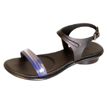 素人手工 优雅简约知性舒适凉鞋正品真皮13XWY002