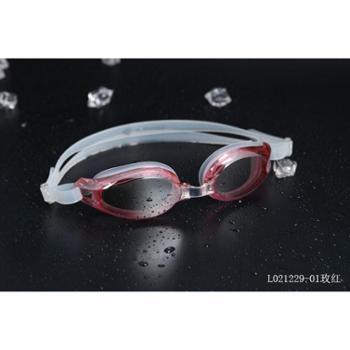 浪胜正品 专业竞技比赛用游泳眼镜 电镀镜防水防雾男女士品牌