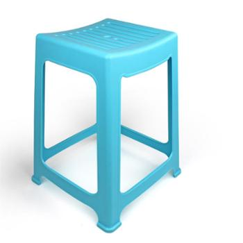 RUIYI锐益 透气四脚高凳 材质坚硬经久耐用条纹凳