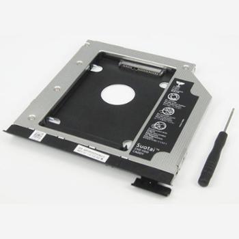 九晶DELL戴尔E6420E6430E6520E6530E6320笔记本光驱位硬盘托架SSD固态机械硬盘支架