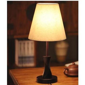 亿城宜家木质卧室床头台灯
