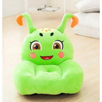 绒之魅可爱儿童沙发糖宝毛绒玩具卡通宝宝懒人小沙发椅幼儿园小孩