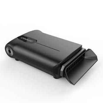 海德拉H18笔记本散热器抽风式散热器 电脑散热器支架抽风14寸15.6
