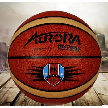 世纪曙光加厚PVC贴皮篮球12片学生成人娱乐比赛用蓝球耐磨