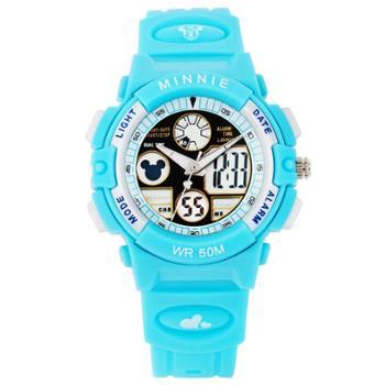 手表男学生防水运动电子表跑步潮男表LED户外多功能男士表