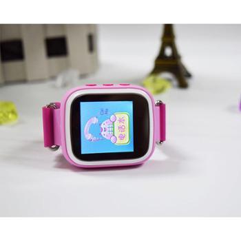 美扮儿童智能电话定位手表手机1.44彩屏能打电话电子礼品