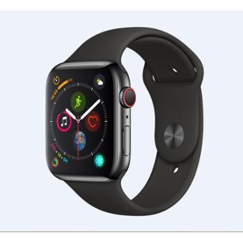 【苹果新款 12期免息】Apple Watch Sport Series 4智能手表 铝金属表壳 40/44mm运动型表带 GPS款