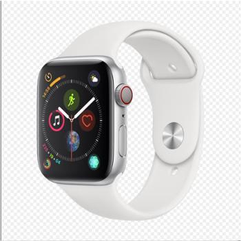 2018新款【现货速发】AppleWatchSeries4智能手表GPS+蜂窝网络款版运动版铝金属表壳