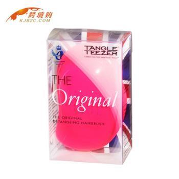 英国 Tangle Teezer经典家用款美发梳(粉红色)