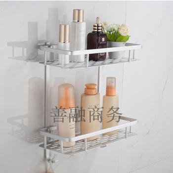 浴室置物架卫生间置物架收纳架挂壁包邮