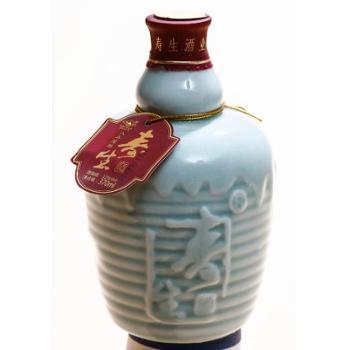 寿生酒节节高8年陈2瓶(370MX2)江浙沪包邮