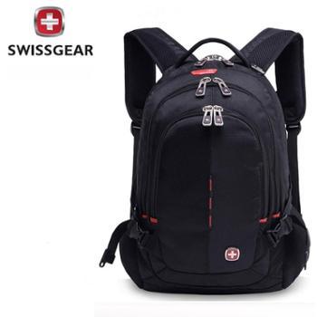 瑞士军刀SWISSGEAR双肩包15寸商务休闲电脑背包旅行包