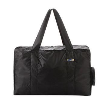 TravelBlue/蓝旅折叠便携旅行包拎包购物袋潮流单肩包男女16L051