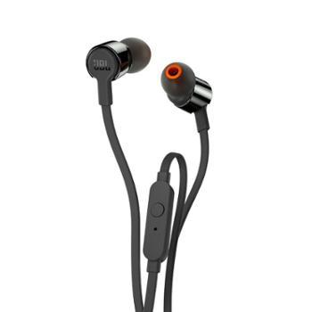 JBL T210 入耳式耳机 手机耳机 音乐耳机 游戏耳机 带麦可通话
