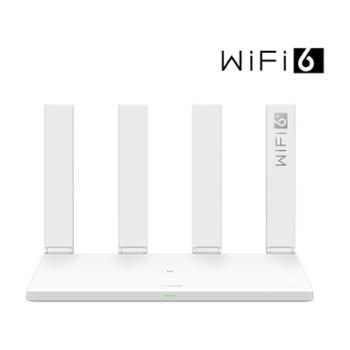 华为/HUAWEI 路由器 AX3 Pro 凌霄四核Wi-Fi 6 白色