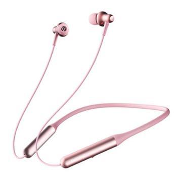 1More Stylish 双动圈颈挂式蓝牙耳机 PRO ESD6001B 樱花粉