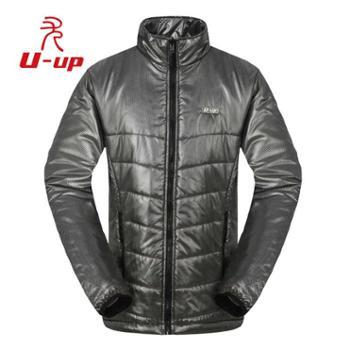 U-UP尤嘉MFW002户外情侣款保暖棉服 冬季男女款冲锋衣保暖棉衣