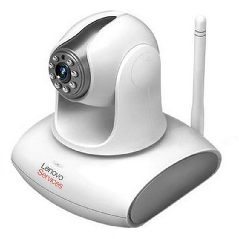 联想 宝宝远程wifi摄像头 看家宝 夜视红外智能无线网络摄像头勉慧商城WX150