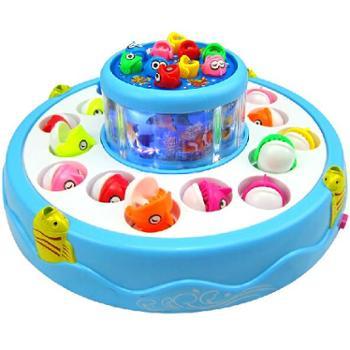 钓鱼二男童女婴儿童益智力开发男宝宝玩具1-3岁小孩子4两2周5半三