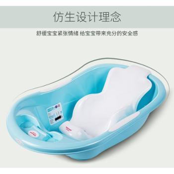 婴儿洗澡盆大号宝宝洗澡盆加厚儿童洗澡桶新生儿沐浴盆可坐躺浴盆