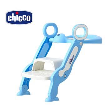 智高儿童马桶坐便器圈垫圈楼小孩子加大折叠式防滑男女宝宝马桶梯