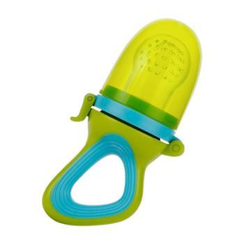 禾果宝宝吃硅胶果蔬乐辅食器水果食物咬咬袋乐婴儿奶嘴磨牙棒工具