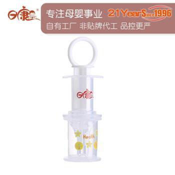 日康婴儿喂药器宝宝防呛针筒奶嘴式喂水儿童喂药神器滴管吃药喂奶