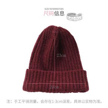精典泰迪秋冬月子帽产妇防风帽子时尚保暖春秋孕妇头巾月子用品