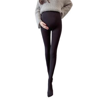孕妇打底裤春秋薄款连裤袜春装托腹连脚踩脚打底袜子春季孕妇丝袜