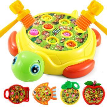 打地鼠玩具 幼儿益智大号敲打游戏一两岁半宝宝小孩子0-1-3岁儿童