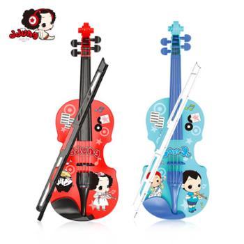 ddung/冬己音乐玩具儿童乐器仿真小提琴玩具男女孩 乐器儿童礼物
