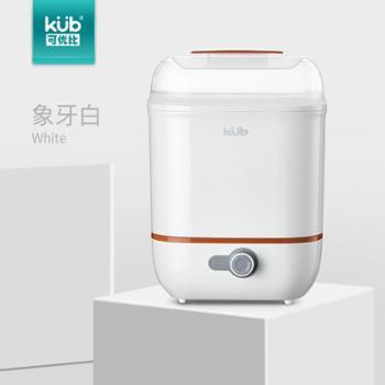 KUB/可优比 奶瓶消毒器带烘干婴儿蒸汽消毒锅煮奶瓶宝宝消毒柜