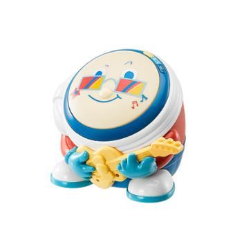 KUB/可优比 宝宝音乐手拍鼓婴儿玩具6-12个月可充电款0-1岁儿童音乐鼓