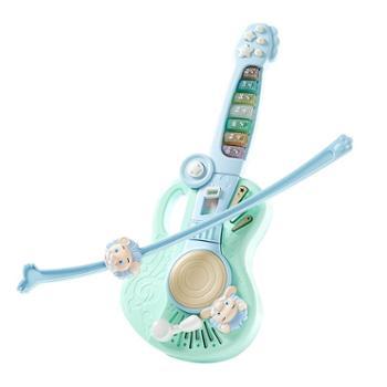KUB/可优比 三合一多功能电子琴1-3岁宝宝益智电动小钢琴儿童音乐玩具