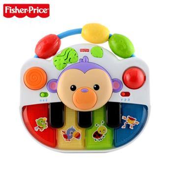 FISHER-PRICE/费雪 探索成长小钢琴 音乐儿童小钢琴早教益智启蒙玩具