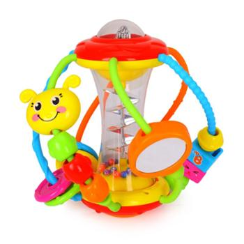 HUILE TOYS/汇乐玩具 宝宝益智球类摇铃婴儿手抓球