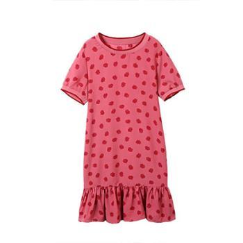 哺乳衣服夏季外出时尚新款产后上衣短袖辣妈中长款喂奶期连衣裙子