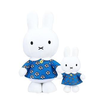 米菲兔毛绒玩具娃娃公仔玩偶女生可爱小兔子布偶男童女童布娃娃